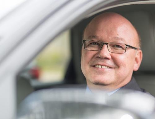 Neuer Außendienstmitarbeiter: Herr Dr. Arnold Martynski