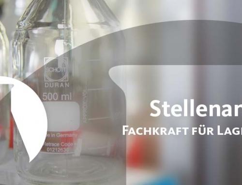 Stellenangebot – Ausbildung zur Fachkraft für Lagerlogistik in Siegen