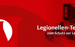 Legionellen-Testkits