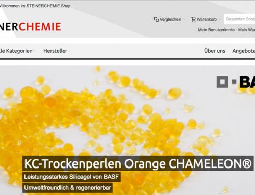 Der neue Steiner Chemie Onlineshop ist gestartet