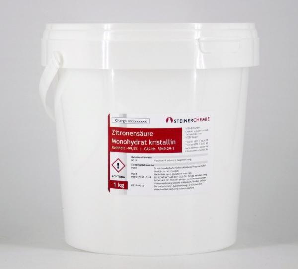 Zitronensäure 1 kg