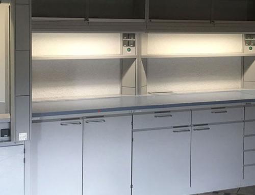 Mit gebrauchter Laboreinrichtung zum optimal umgesetzten Labor