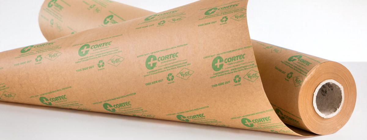 Korrosionsschutz mit DEBACOR CORTEC VpCI® Papier