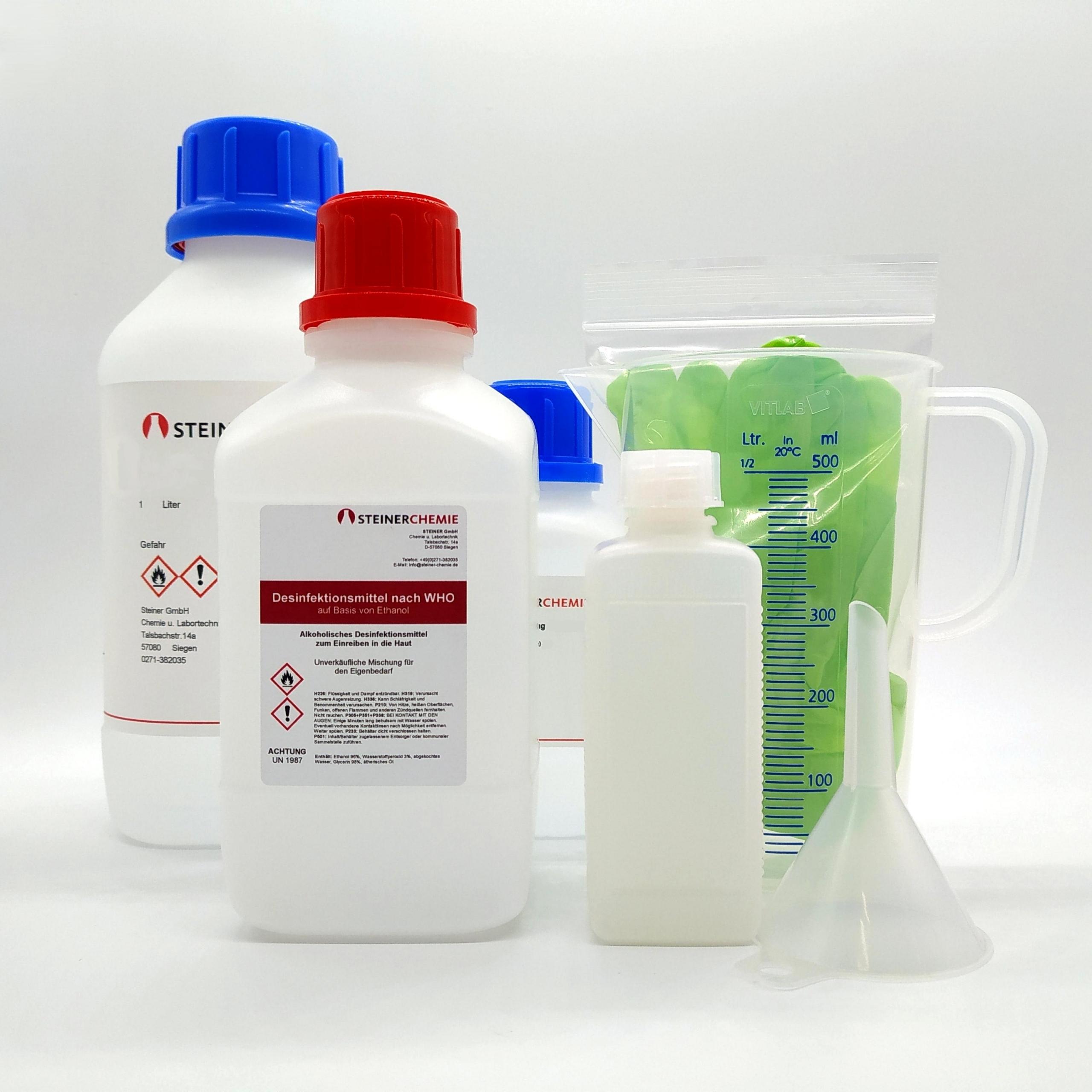 Sterillium Handedesinfektion Gebrauchsfertiges Desinfektionsmittel
