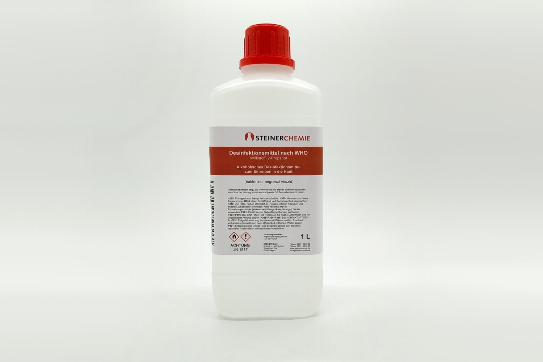Desinfektionsmittel nach WHO, 1 Liter