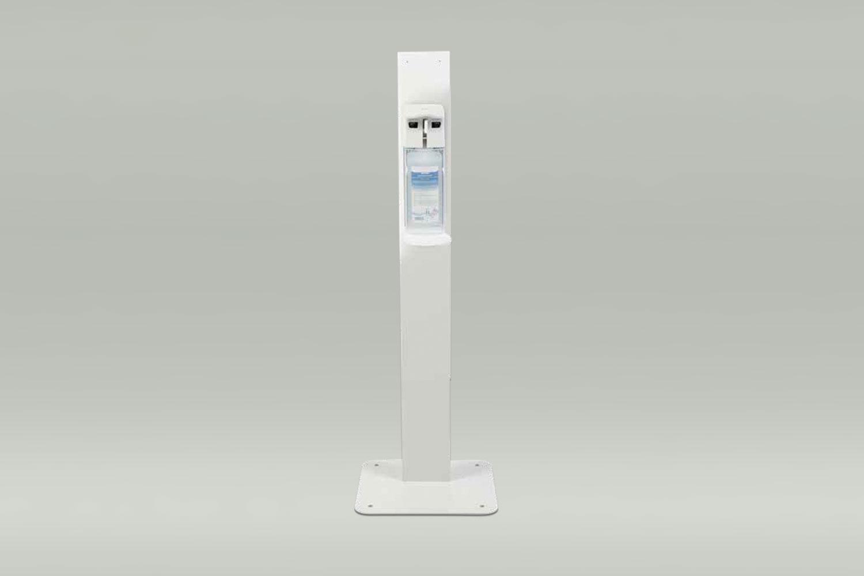 Desinfektionsmittelständer mit Sensorspender