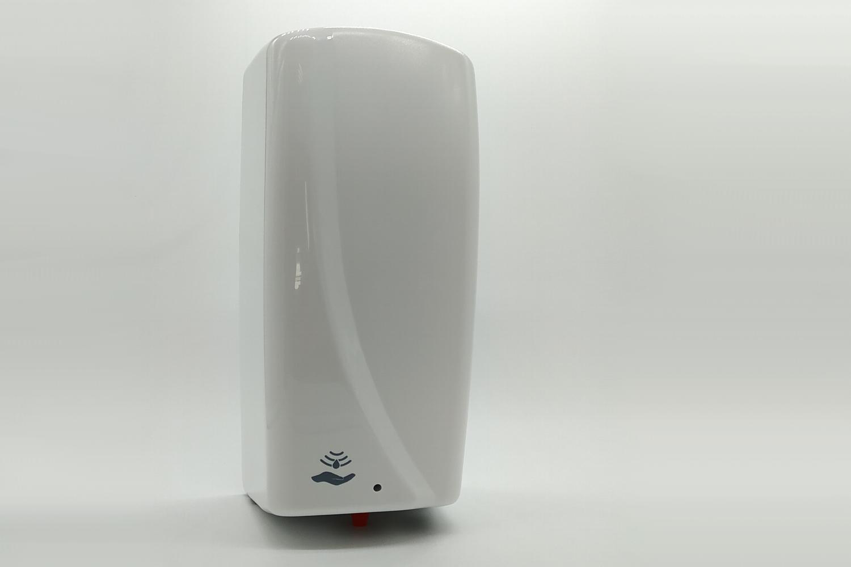 Desinfektionsmittelspender mit Sensorspender zur Wandmontage