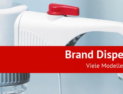 Viele Brand Dispensette® S Modelle zum Aktionspreis