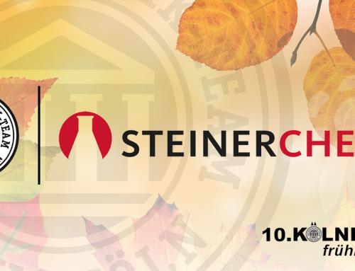 Steiner Chemie spendet für den 10. Kölner Frühlingslauf