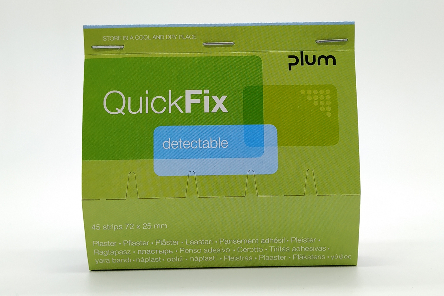 QuickFix Pflaster detectable