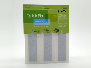 QuickFix detectable Fingerverband