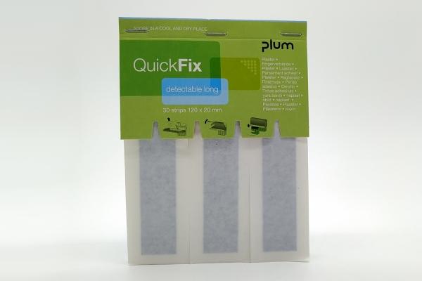 QuickFix detectable Fingerverband