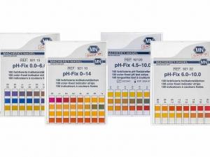 pH Indikatorstäbchen pH-Fix