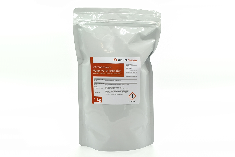 Zitronensäure Monohydrat 1 kg