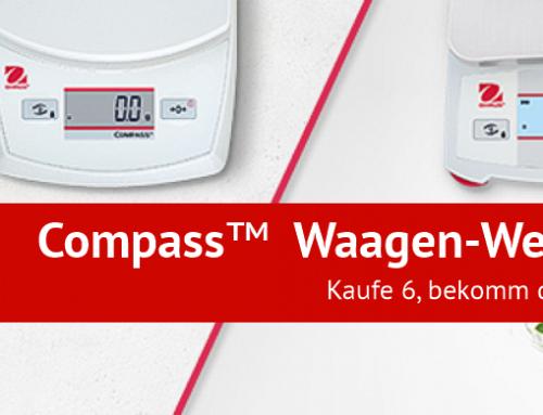 Compass™ Waagen-Werbeaktion