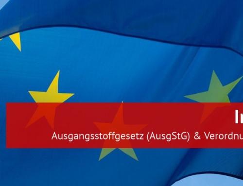Informationen zum Ausgangsstoffgesetz (AusgStG) und zur Verordnung (EU) 2019/1148