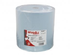 Kimberly-Clark 7426 WypAll Papierwischtücher L30, Jumborolle, blau