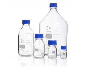 DURAN Laborflasche mit GL-Gewinde